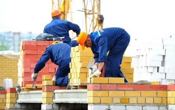 В Украине замедлились темпы падения строительства