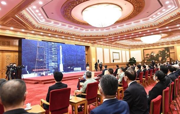 Китай запустил новую глобальную навигационную систему