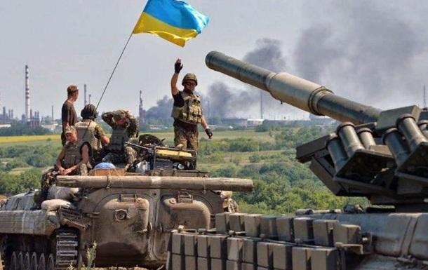 Для чого Україні потрібна війна в Донбасі?