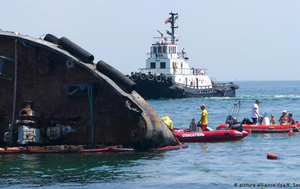Врятувати одеське узбережжя від танкераDelfi: місія нездійсненна