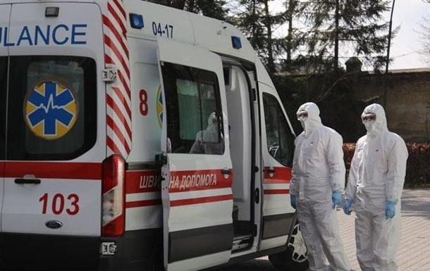 COVID-19: в Украине рекорд по госпитализированным