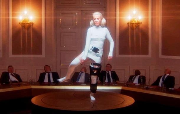 Собчак снялась в клипе Лободы с прической в виде груди: фото, видео