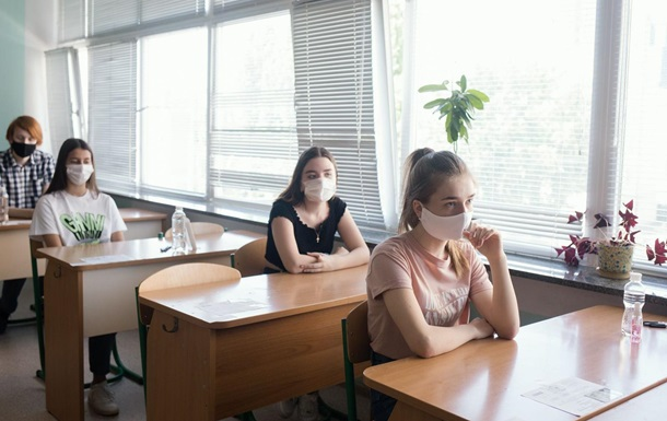 Все в масках. Новые правила для школы в карантин