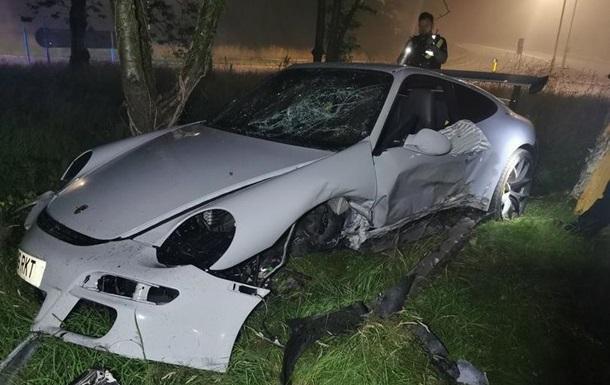 Подросток угнал Porsche за ?82 тысячи и разбил его: фото