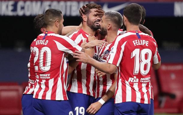 Атлетико представил выездную форму на новые сезон