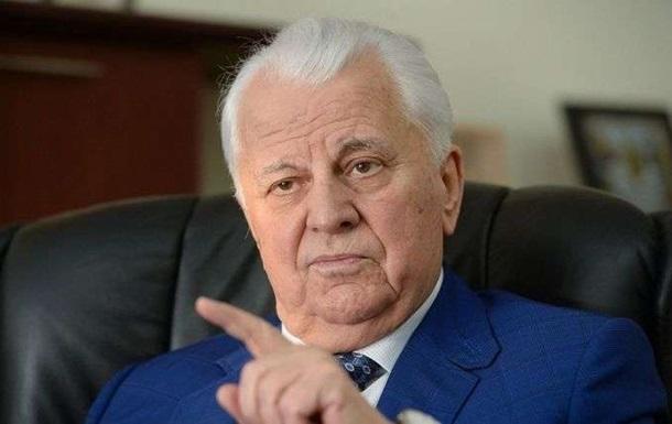 Кравчук заявляет, что не навредит Украине