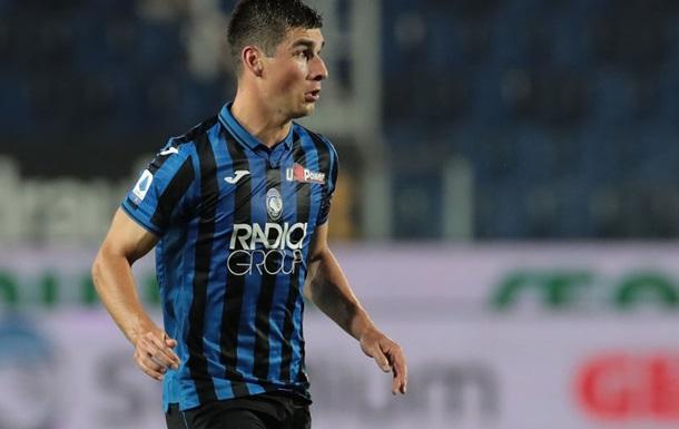 Малиновский стал одним из лучших игроков Аталанты в матче с Интером по версии Whoscored