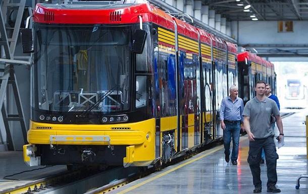Український виробник доставить трамваї в Румунію