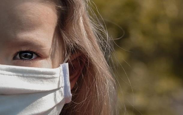 В Украине за сутки COVID-19 заболели 74 ребенка