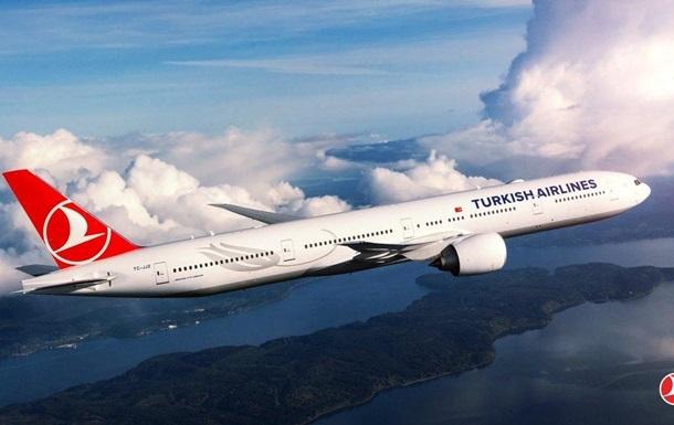 Turkish Airlines возобновила полеты в Харьков