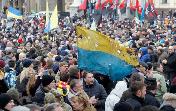 Смерть   української політики