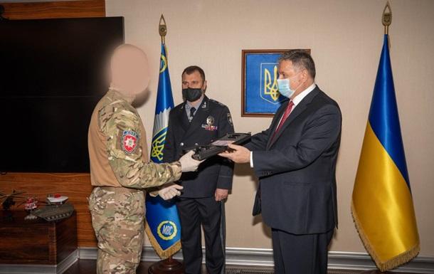 Аваков нагородив ліквідаторів  полтавського терориста