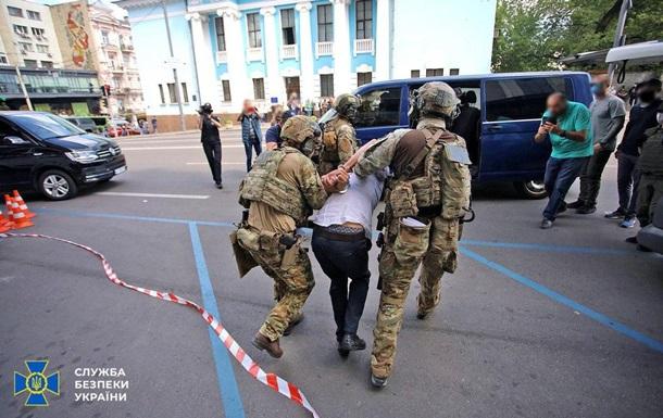 В МВД назвали диагноз захватчика банка в Киеве