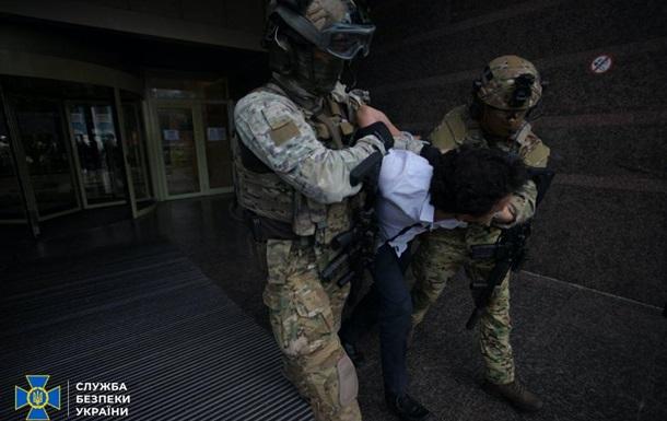 З ясувалися подробиці затримання загарбника банку в Києві