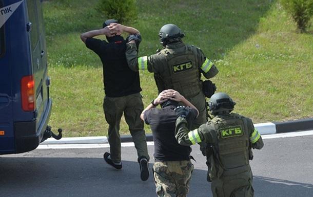 Білорусь отримала від України запит на арешт бойовиків Вагнера