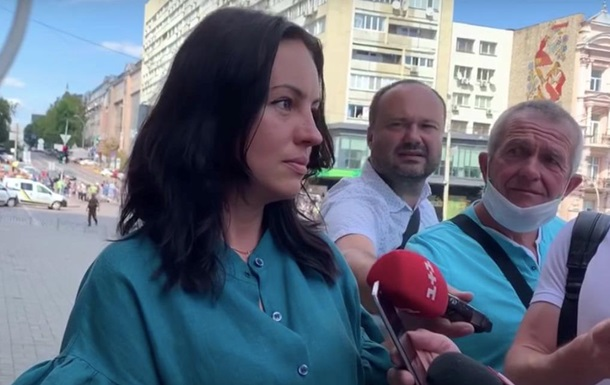 Захват банка в Киеве: в СБУ объяснили замену заложниц