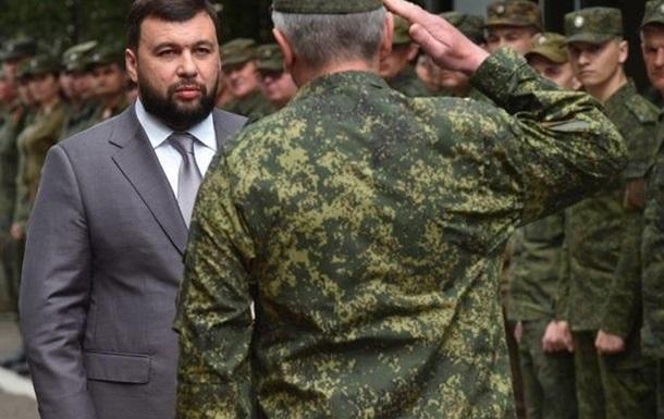 Комиссия в 1 АК «ДНР» не имеет воздействия на боевиков