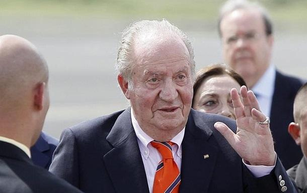 Колишній король Іспанії Хуан Карлос І залишає країну