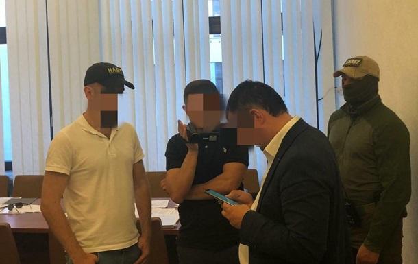 У Харківській ОДА чиновника упіймали на мільйонному хабарі