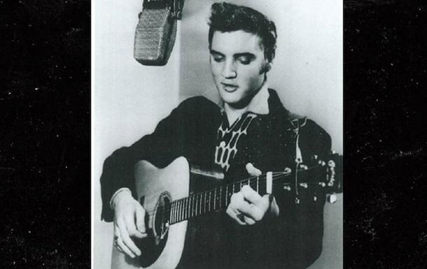 Гитару Элвиса Пресли продали за $1,32 млн