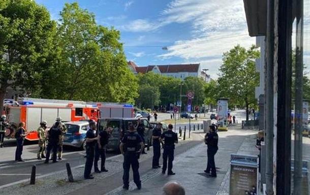 У Берліні невідомі напали на банк