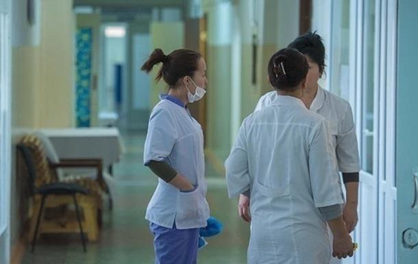 В горбольнице Херсона выявлена вспышка коронавируса