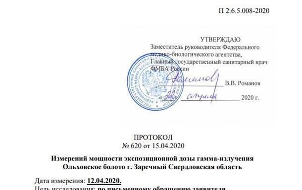 Припять 2.0 или Ольховское болото