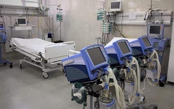 В Раде заявили, что МОЗ не закупило аппараты ИВЛ