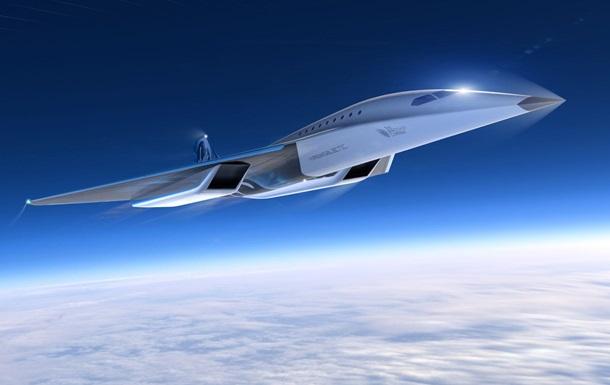 Представлений дизайн надзвукового пасажирського літака