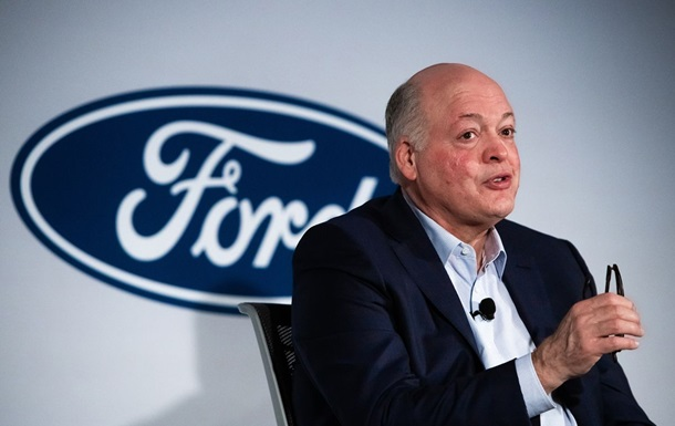 Глава Ford залишає компанію