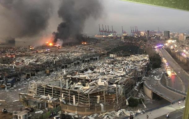 СМИ назвали причину взрыва в Бейруте