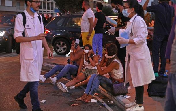 Информации о пострадавших в Бейруте украинцах нет - МИД
