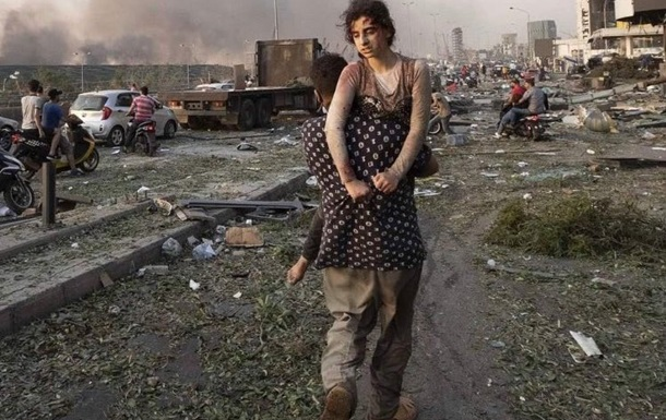 Власти Ливана объявили столицу зоной стихийного бедствия