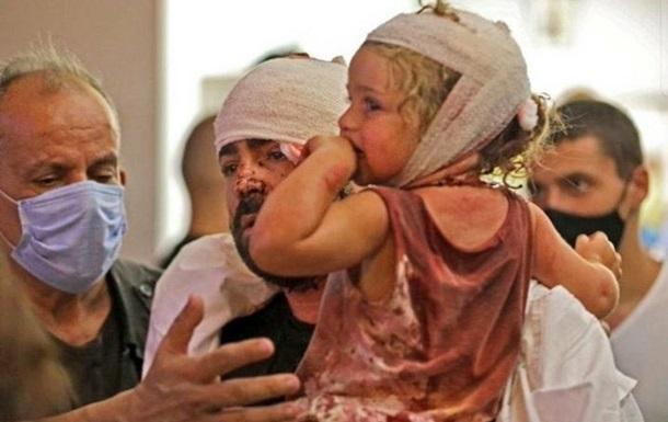 Взрыв в Бейруте: число жертв увеличилось
