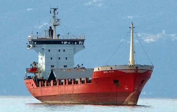 В Мариупольском порту не знают о судьбе судна, следовавшего в Бейрут