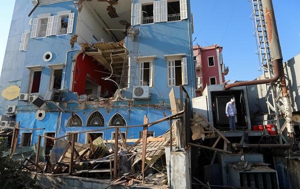Взрыв в Бейруте 4 августа 2020