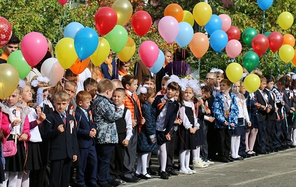 Міносвіти дало рекомендації щодо  першого дзвінка  у школах