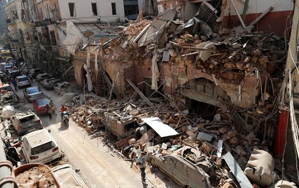 У Бейруті уточнили дані про жертви вибуху