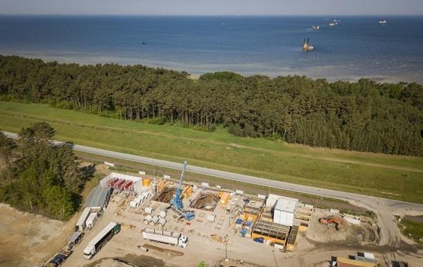 Экологи обжаловали разрешение для Nord Stream-2