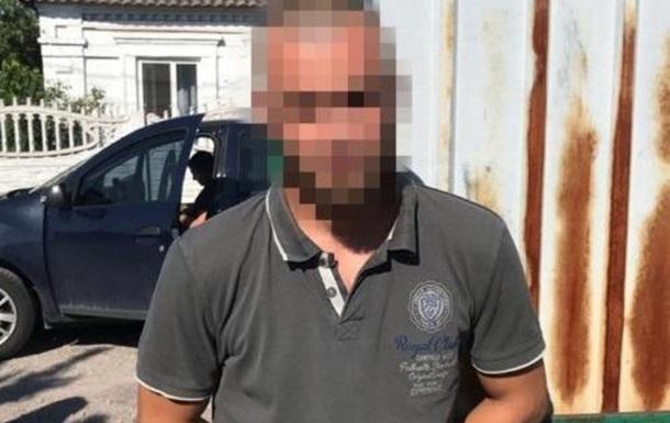 СБУ затримала кулеметника банди  Восток