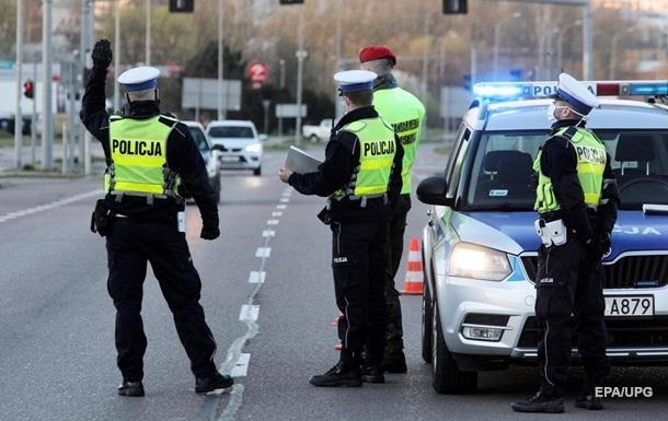 Торговля наркотиками: в Польше задержали украинца