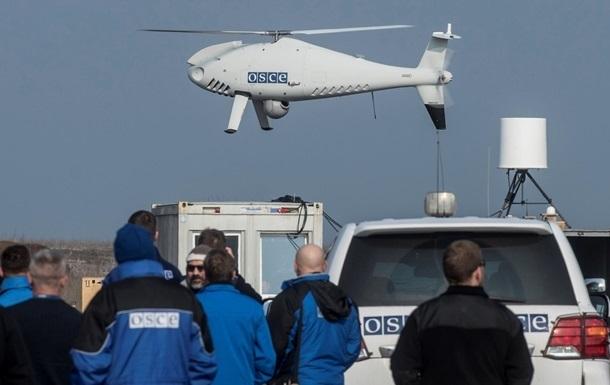 ОБСЕ выявила 250 нарушений перемирия на Донбассе