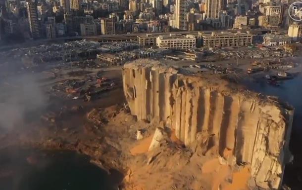 Вибух у Бейруті порівняно з 10% бомб, скинутих на Хіросіму