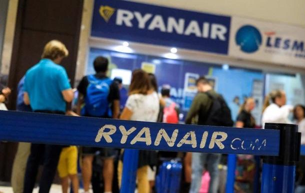 Італія погрожує Ryanair забороною на польоти через порушення правил ковід-безпеки