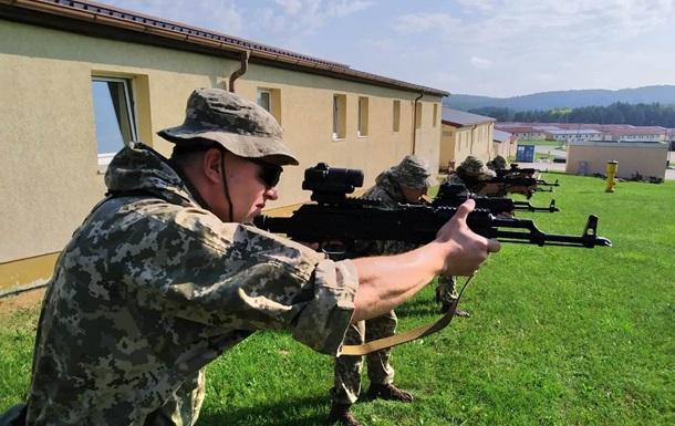 В учениях Saber Junction участвуют украинские десантники