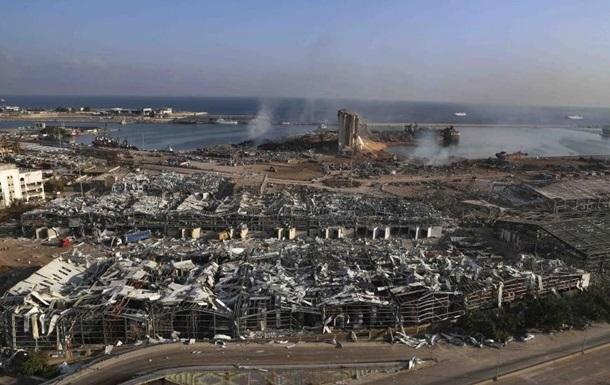 У Лівану немає коштів на відновлення після вибуху в Бейруті