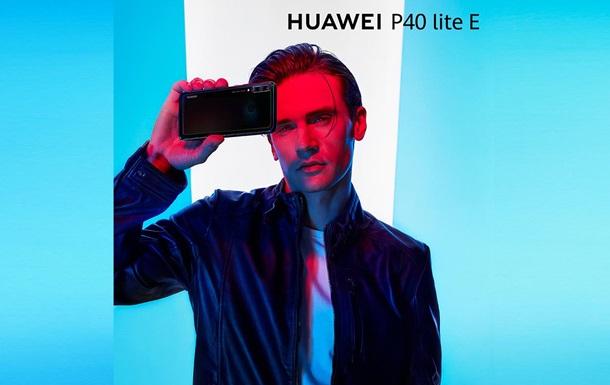 Смартфон Huawei P40 lite E: провідні характеристики за доступною ціною