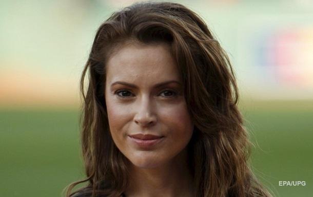 Актриса Аліса Мілано перехворіла на коронавірус