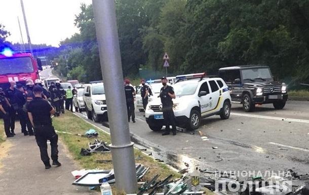Выживший в резонансном ДТП под Киевом подросток выписан из больницы
