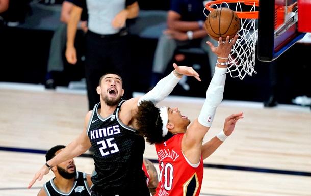 НБА: Сакраменто з Ленем обіграв Новий Орлеан, Мілуокі - Маямі